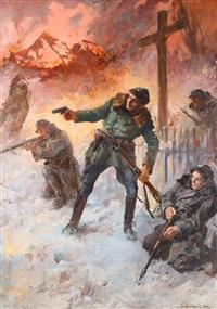 obrona lwowa w 1918 by stanislaw batowski-kaczor