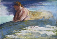 the sphinx by john la farge
