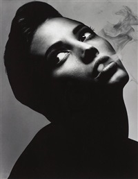 christy turlington, new york city by albert watson