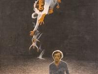 falling by pyotr belenok