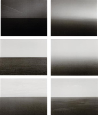 time exposed portfolio of 51 by hiroshi sugimoto