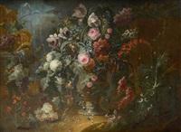 bouquets de fleurs by maximilian pfeiler