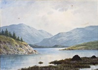 lough eske, co. donegal by douglas alexander