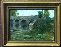 stone bridge by frederick porter vinton