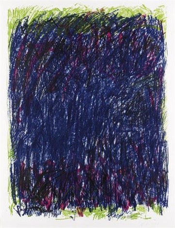 bedford ii from bedford series by joan mitchell