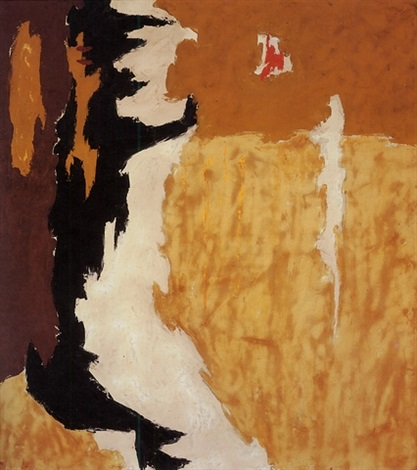 1945 r by clyfford still