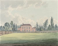 mr harbett's house, toddington, bedfordshire by thomas fisher