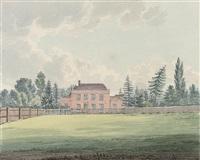 mr harbett's house, toddington, bedfordshire by thomas fisher