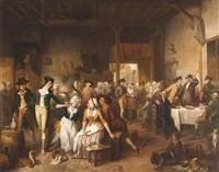 le trouble fête by jean baptiste madou