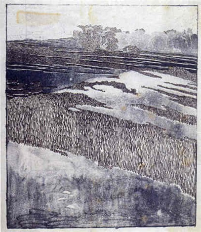 landschaft by marie mitzi von uchatius