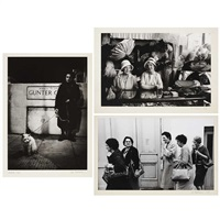 untitled (study) (+ 2 others; 3 works) by jill freedman