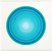 zielono-niebieski 8p by marina apollonio