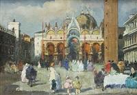 piazza san marco by erma zago