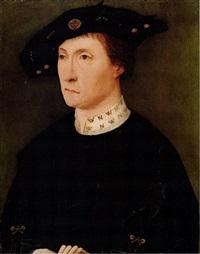 portrait of jan van wassenaer by jan (joannes sinapius) mostaert