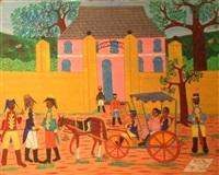 cap haitian by michel m. obin