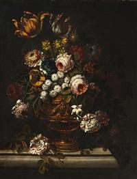 vase de fleurs by pieter casteels iii