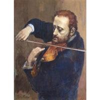 violinist by tully filmus