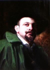 autoportrait by edouard cabane
