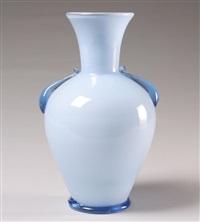incamiciato vase by zecchin martinuzzi