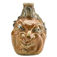 face jug by robert wallace martin