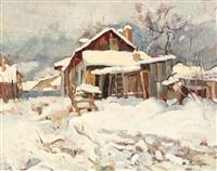 iarnă grea by aurel baesu