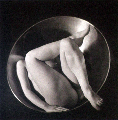 in the circle by ruth bernhard