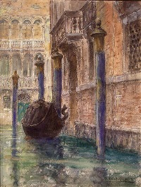 venise by joseph saint-germier