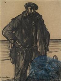 le pêcheur by jean julien lemordant