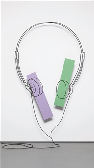 private dancer by michael craig-martin