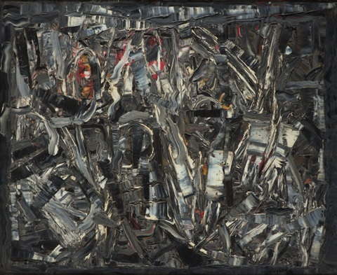 dieppes by jean paul riopelle