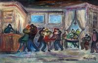 tango-bar by felipe de la fuente