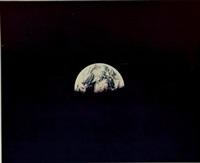 la terre (apollo 8, dec 1968) by james mcdivitt