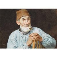 bauersmann by albert anker