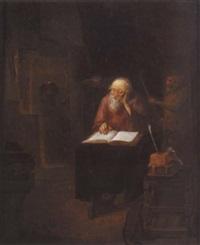 la tentation de saint antoine by jacob van spreeuwen