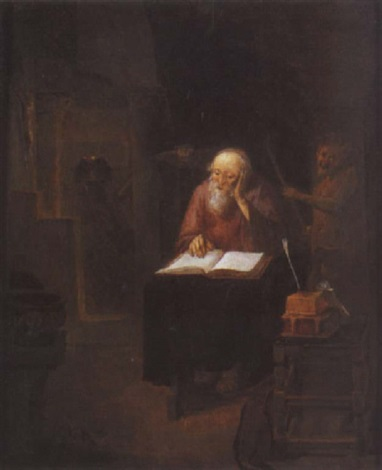 la tentation de saint antoine by jacob van spreeuwen