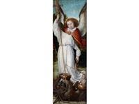 saint michael by flemish school-bruges (16)