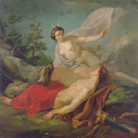 diana and endymion by nicolas guy brenet