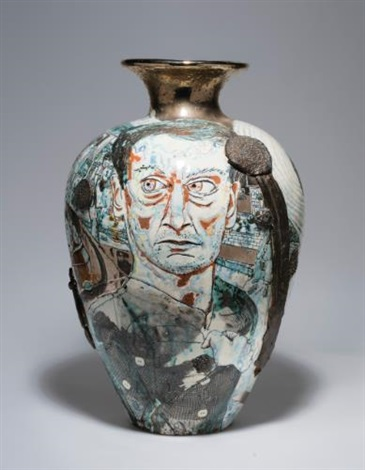 Vase Oiks Tarts Wierdoes And Contemporary Art By Grayson Perry On