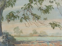 the ash tree bough by william oliphant hutchison