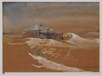 beach house by alice ravenel huger smith