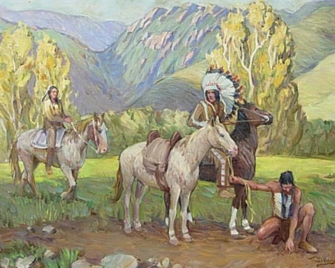 american indians by tim solliday