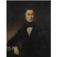 portrait of john billingsley seymour (1822-1843) by jane fortescue seymour