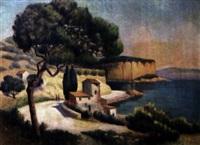 bord de méditerranée by louis allegre