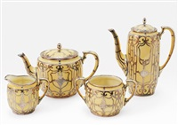 tea and coffee sets (set of 4) by lenox