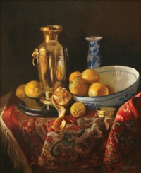 oranges and lemons by thomas baddiley
