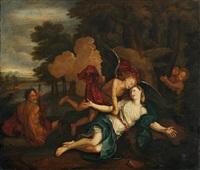 amor und psyche by flemish school (17)
