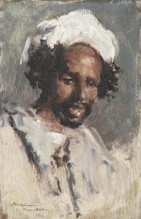 portrait d'homme by abascal