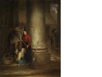 a passing cloud by augustus edwin mulready