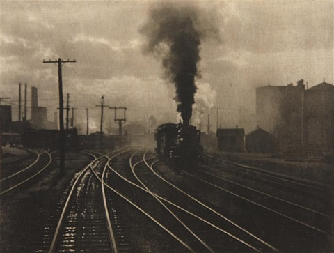 the hand of man by alfred stieglitz