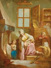 la toilette de l'enfant by etienne aubry